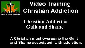 Christian Addiction Guilt and Shame