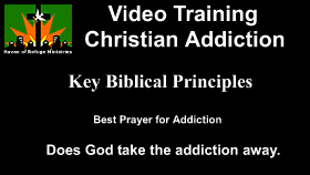 Does God take the addiction away