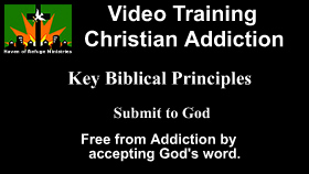 Free from Addiction by accepting God's word