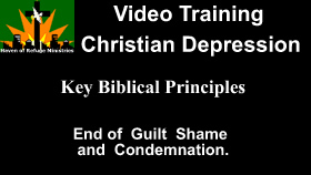 End of Guilt Shame and Condemnation